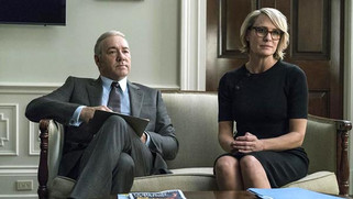 House of Cards - The rise and fall of Kevin Spacey