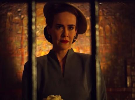 """Netflix  lanseaza serialul  """"Ratched"""", povestea asistentei sefe din """"Zbor deasupra unui cuib de cuci"""