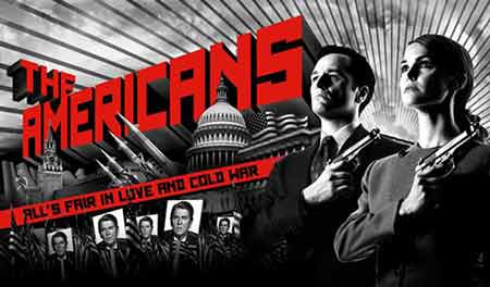 THE AMERICANS - For Russia with love!