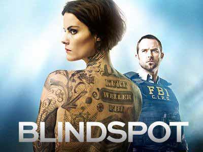 Blindspot - Trust no one!