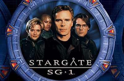 Stargate SG1 - SG Atlantis