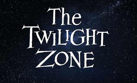 The Twilight Zone - Asul din maneca celor de la CBS!