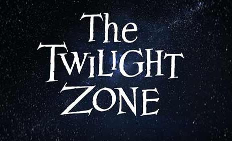 The Twilight Zone - Asul din maneca celor de la CBS!