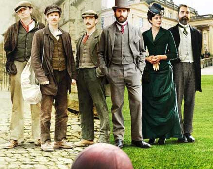 The English Game - Un serial lejer si captivant! Merita vazut!