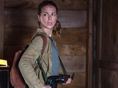 The Widow - De unde stie Kate Beckinsale sa se bata asa de bine?