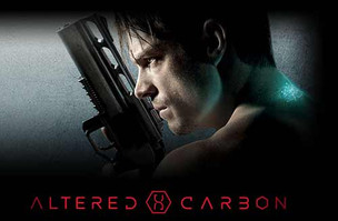 Altered Carbon - No body lives forever