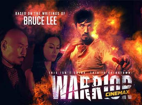 Warrior - Actiune si batai marca Bruce Lee!