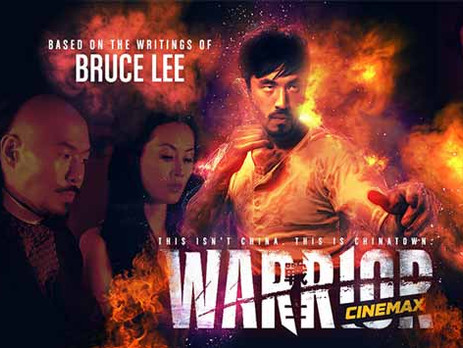 Warrior - Actiune si batai marca Bruce Lee!