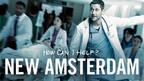 New Amsterdam - Încă un serial cu doctori. Sa mor de nu-mi vine să mă internez!