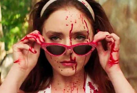 Reprisal - Abigail Spencer din serialul Suits lasă la o parte costumul de avocat și îmbracă dulcea h