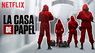 La Casa De Papel - Un serial spaniol care a reinventat genul action