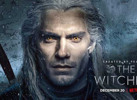 The Witcher - Henry Cavill de la Superman la Geralt of Rivia