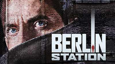 Berlin Station - Thorin from Hobbit, goes undercover!