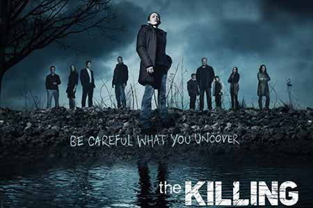 The Killing - Reteta serialului polițist perfect!