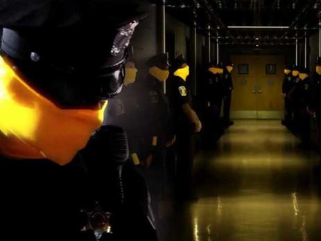 Watchmen - Super heroes blood & guts!