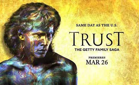 HBO contrataca si lanseaza Trust - un serial cu Donald Shuterland in rolul principal!