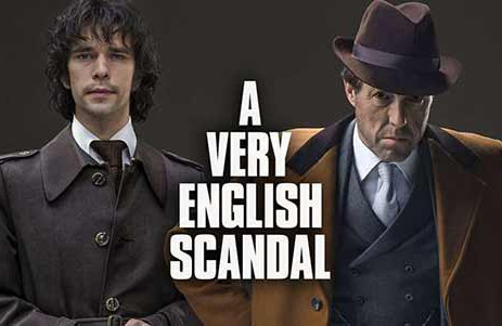 A Very English Scandal - Sau daca iti era dor de Hugh Grant!