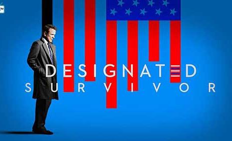 Designated Survivor - Kiefer Shuterland metamorfozat in Donald Trump