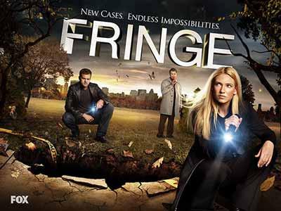 Fringe - Un super serial pe care l-as lua oricand cu mine pe insula.