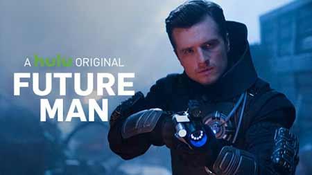 Future Man - Ala cu SMS-ul din Ozone s-a apucat de seriale!