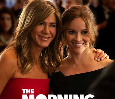 The Morning Show - Jennifer Aniston vs. Rese Witherspoon.