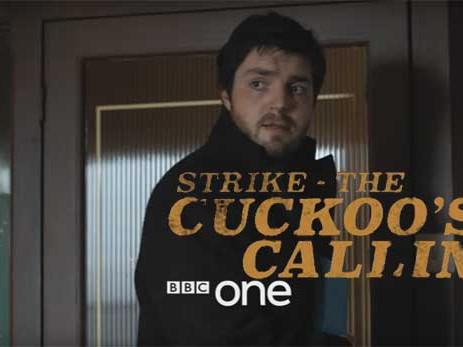 Strike - The Cuckoo`s Calling