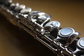 Wooden Boehm-flute