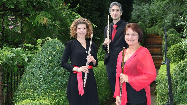 Flautissimo in der Alsterserenade