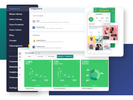 Wix Website Design.