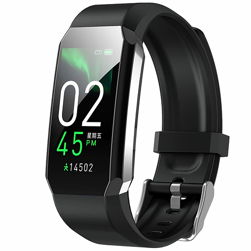 Fitness Watch & H/R Monitor