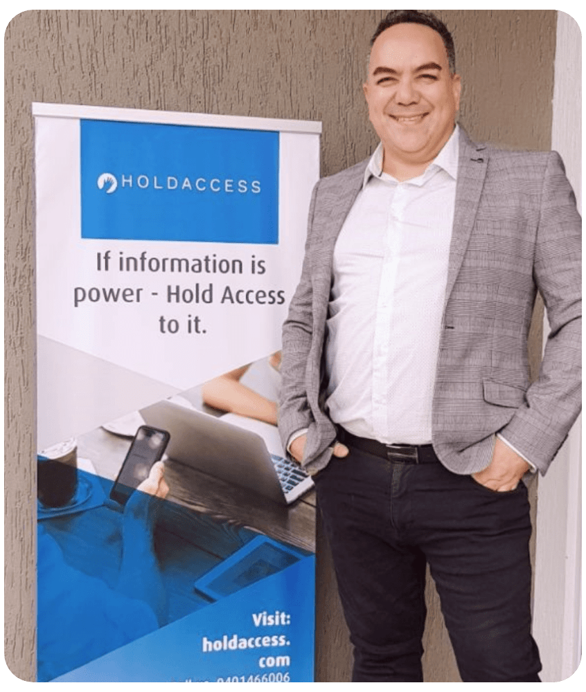 HoldAccess Digital ID Australia