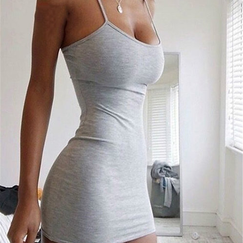 Stretch Mini Dress
