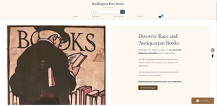 haddingtonrarebooks.com