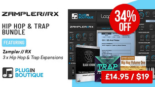 Hip-Hop & Trap bundle, includes free sampler!