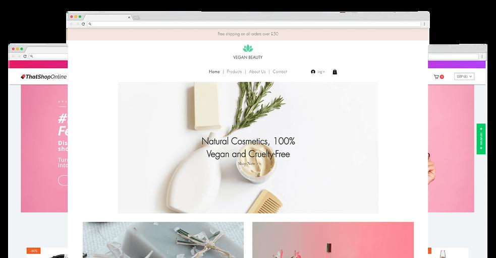 eCommerce Web Design 19interactive.co.uk