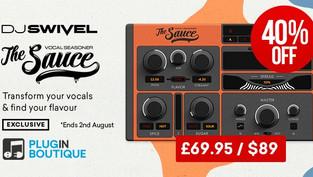 DJ Swivel The Sauce Flash Sale (Exclusive)