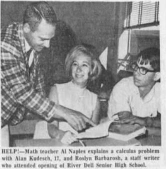 Al Naples, 93, Baseball and IBM Computers