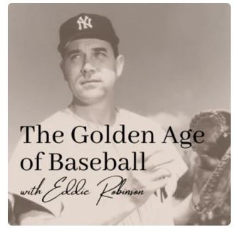Eddie Robinson's New Podcast at Age 100