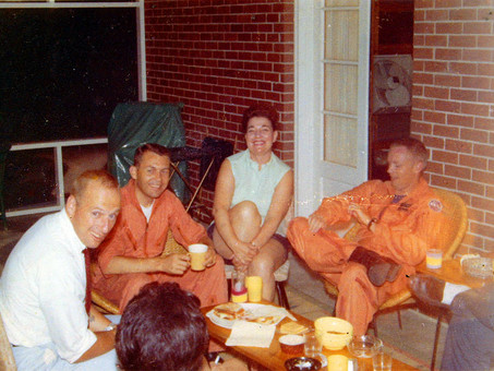 Neil Armstrong, First Man Mindset  Trusting the Stars