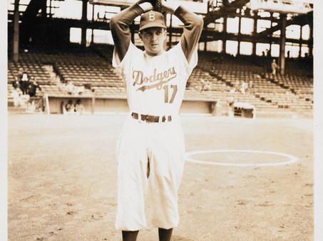 "Carl ""Oisk"" Erskine, TV's First MLB Game"