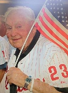 Phillies Don Hasenmayer, 92, RIP