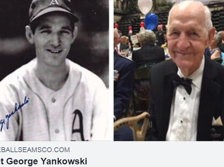 RIP George Yankowski, 97, Battle of the Bulge