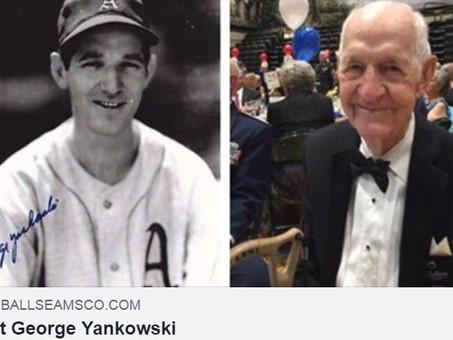 Baseball Seams Co. - Meet George Yankowski, 96, Army Veteran