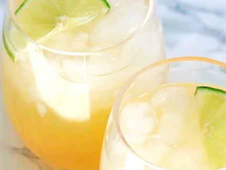 Pineapple Ginger Mocktail