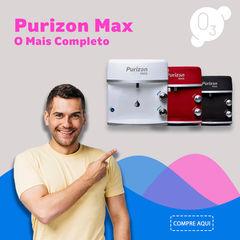 Banner purificador com ozônio Max