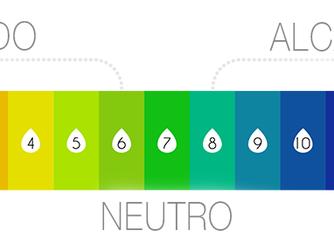 Qual o pH ideal para o consumo de água?