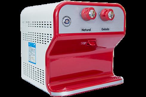 Purificador Robotic - Vermelho