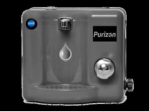Purificador de Água Purizon Bello Ozônio, Alcalino e Bacteriológico - Cinza