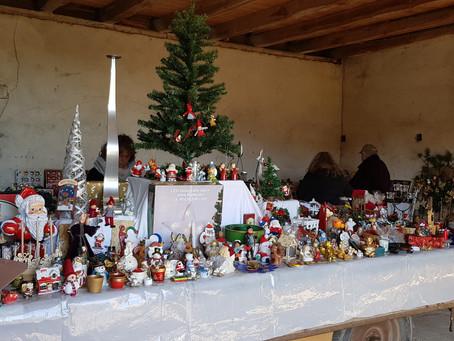 Weihnachtsbasar für gebrauchte Weihnachtsdeko in der Hesselmühle