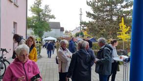 5. Burgoberbacher Kreativmarkt am Kirchweihsonntag